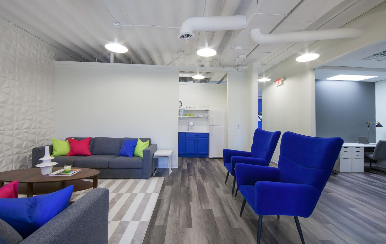 Fuchsia Design office space grand rapids, MI