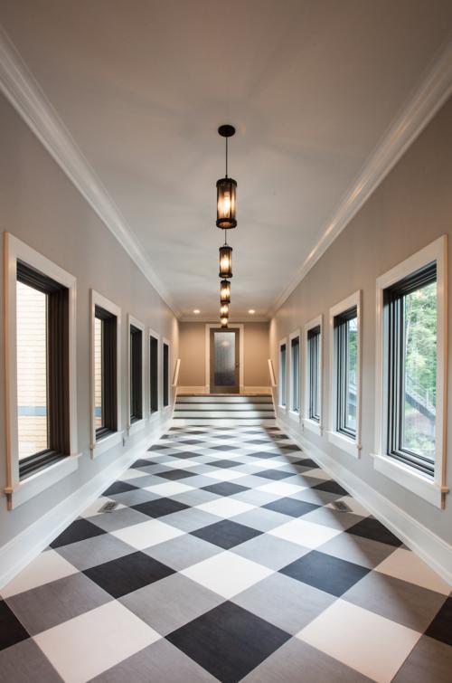 10 unique tile patterns using not so