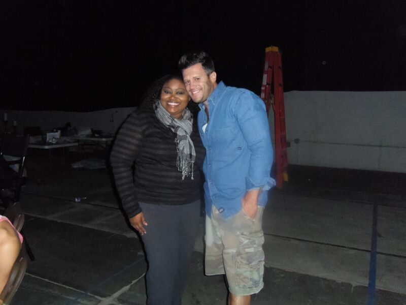 With Wess Morgan