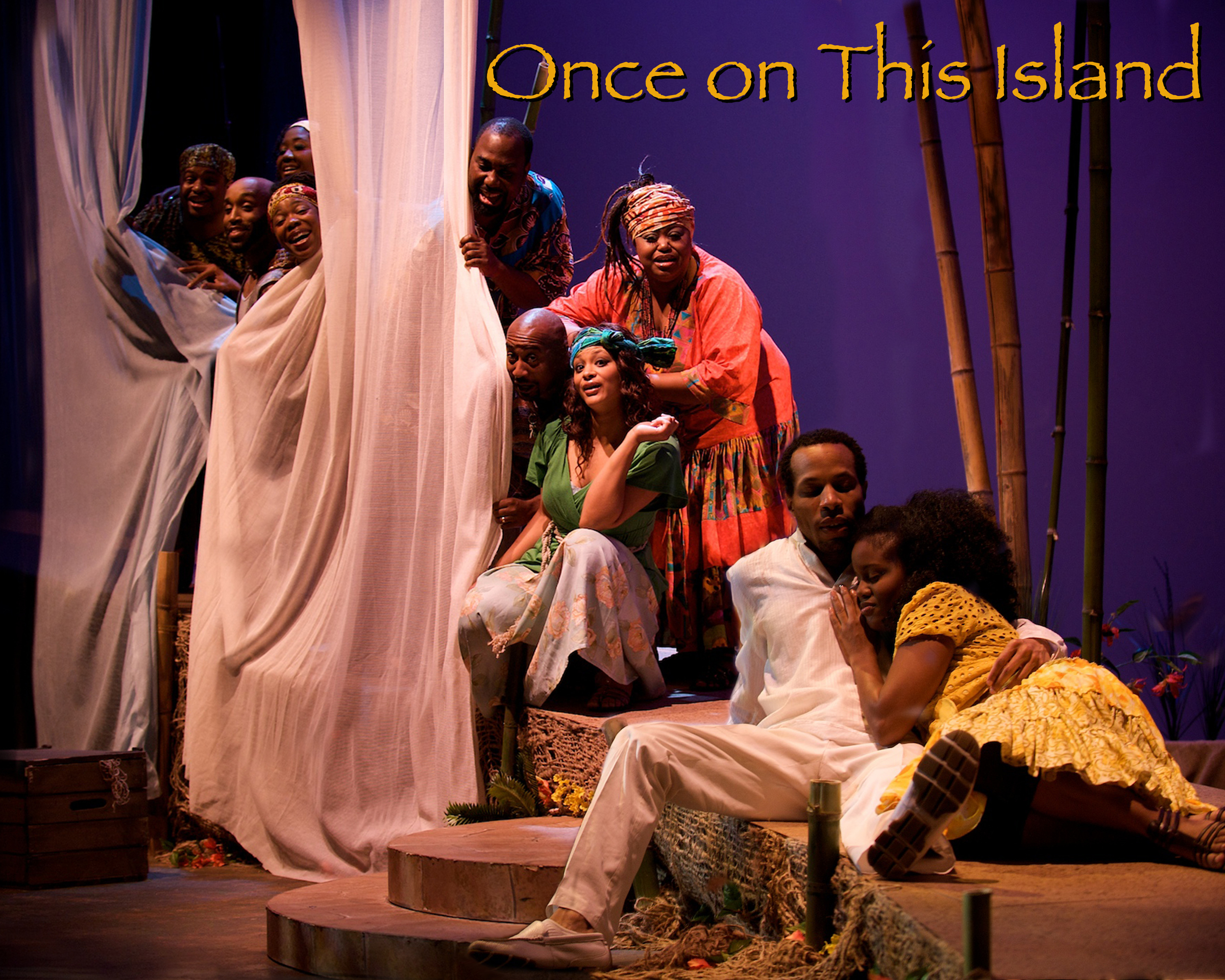 Once On This Island - Aurora Theatre
