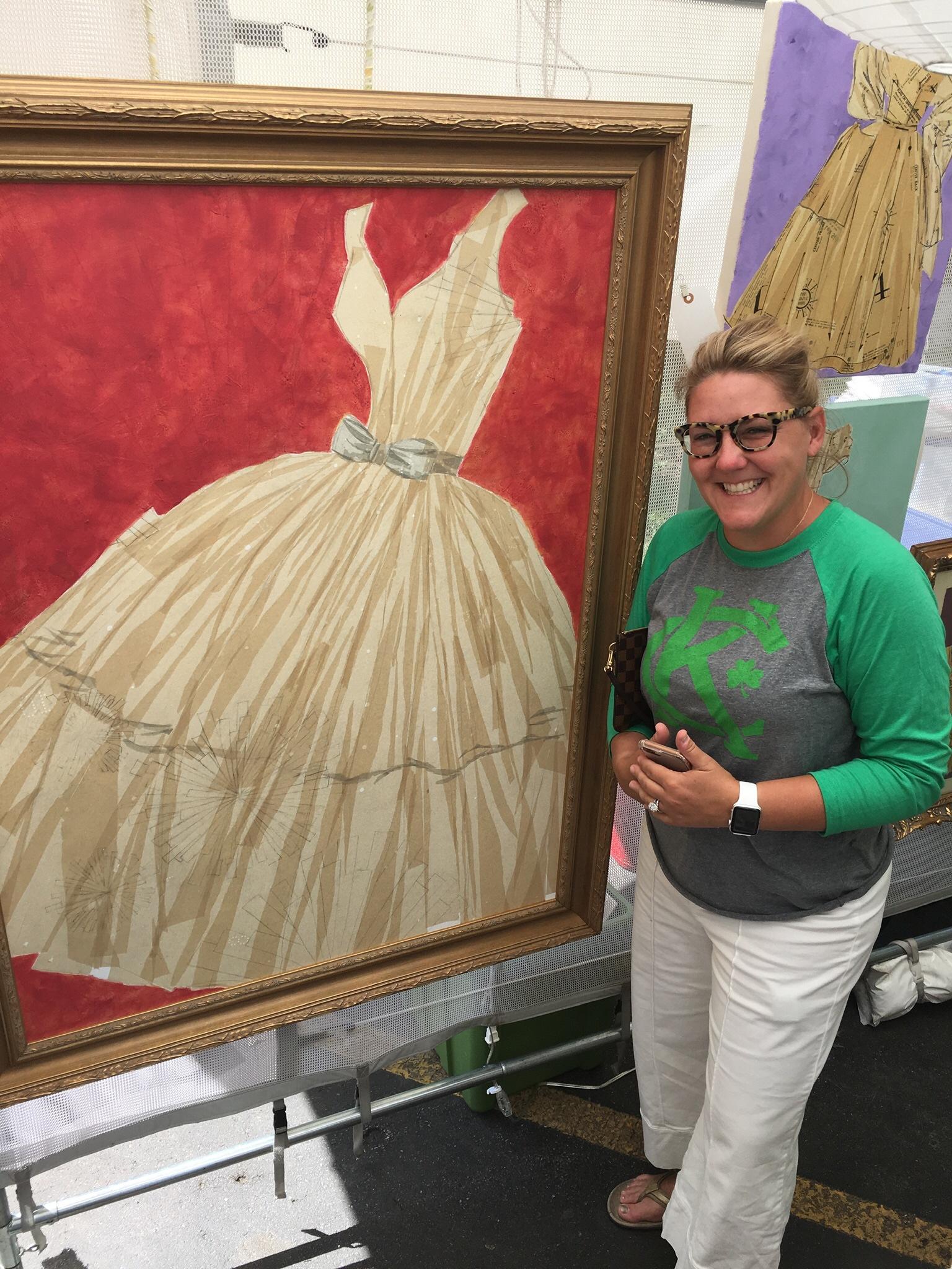 Kansas City, Mo - Brookside Art Fair