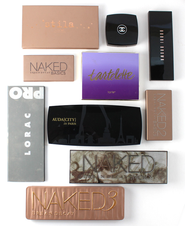 Best Eyeshadow Palettes: Add one of these eyeshadow palettes to your makeup collection to save time and money in your beauty routine!