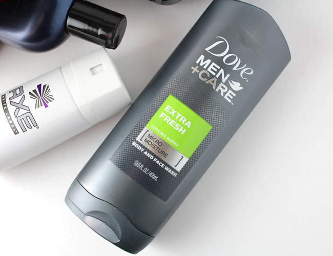 Husband Approved Grooming Products: Dove Men+ Care Extra Fresh