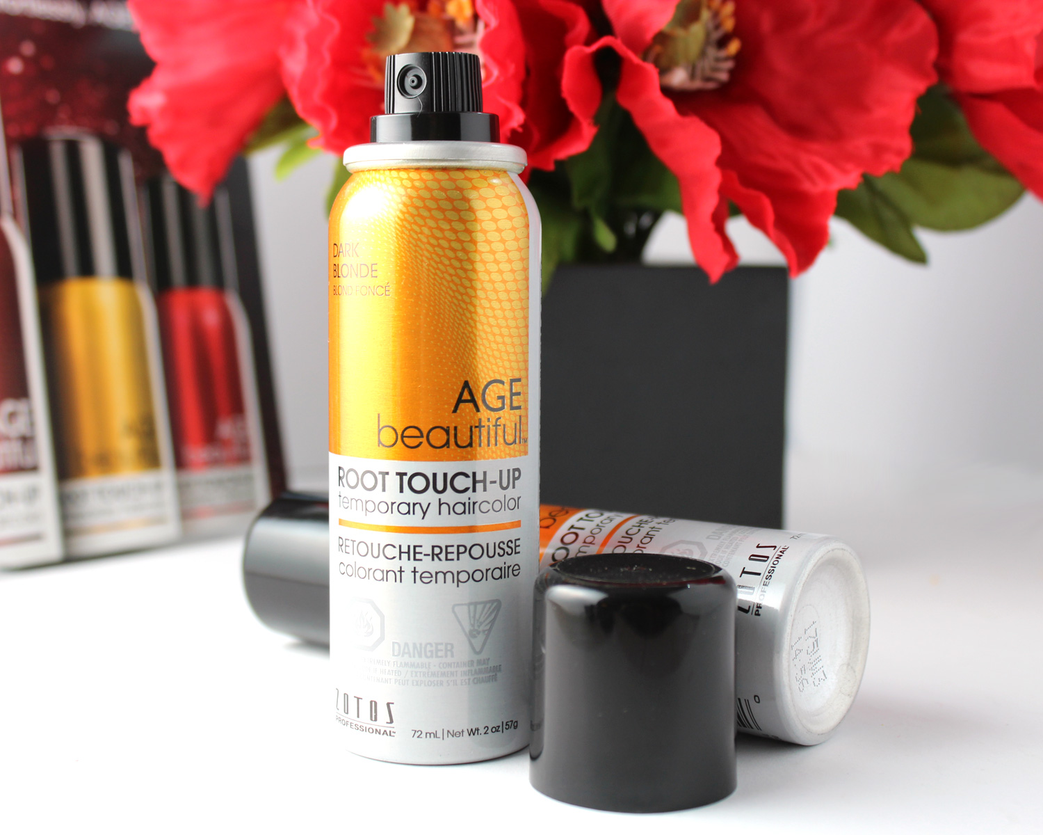 AGEbeautiful Root Touch-Up Spray