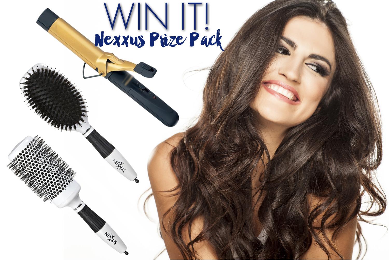 WIN IT: Nexxus Prize Pack