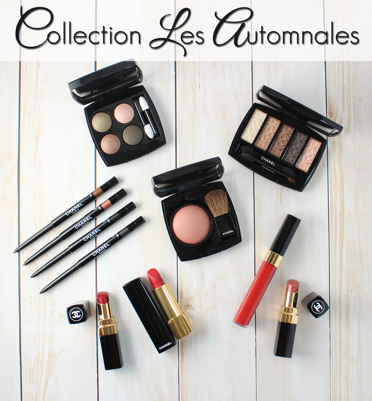 CHANEL Collection Les Automnales