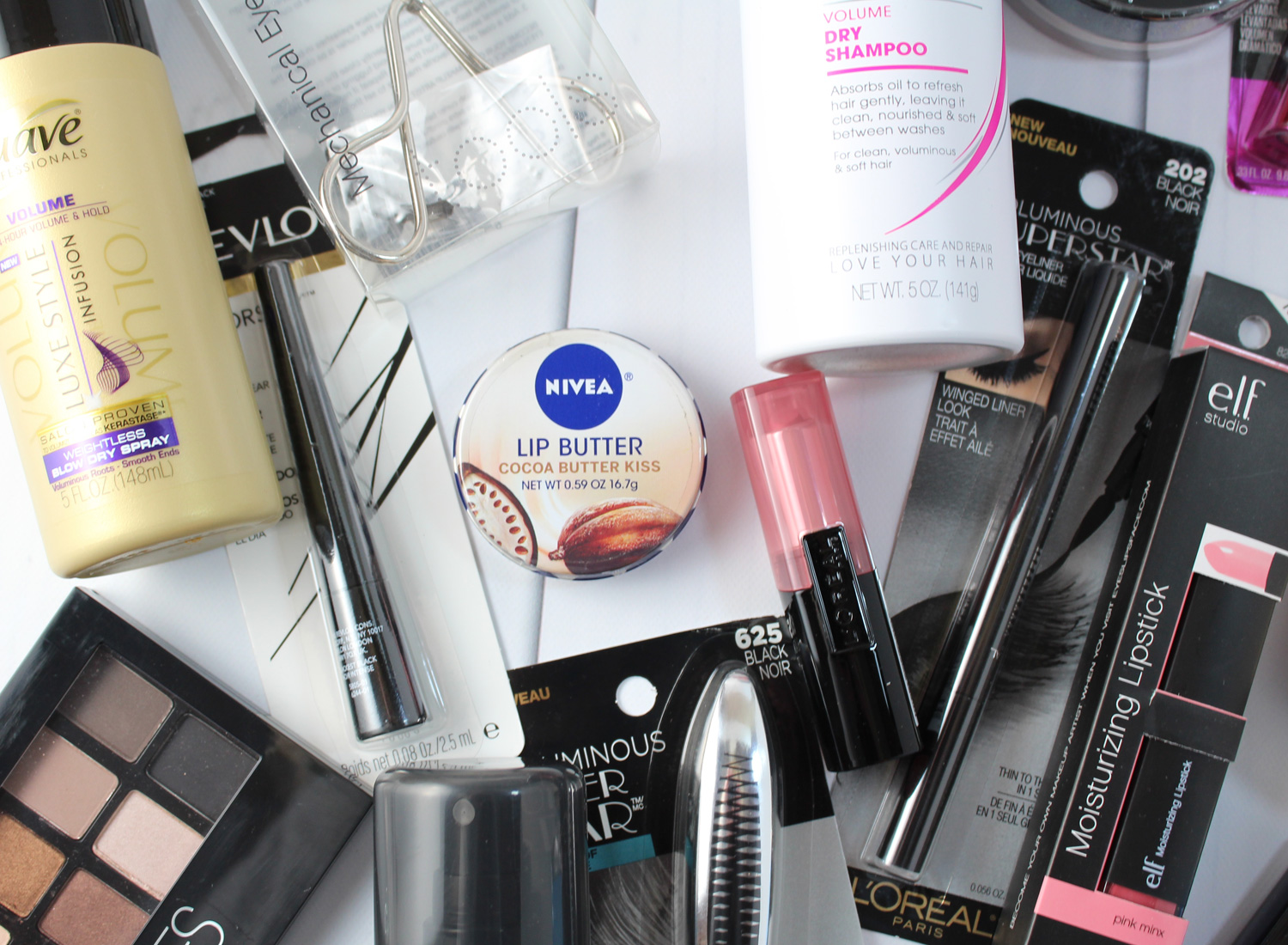 Drugstore beauty haul!