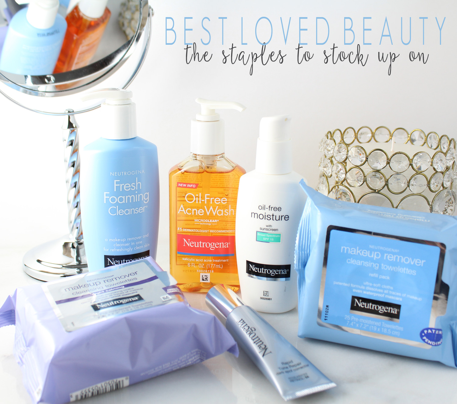 Best Loved Beauty: The beauty products to stock up on at Target