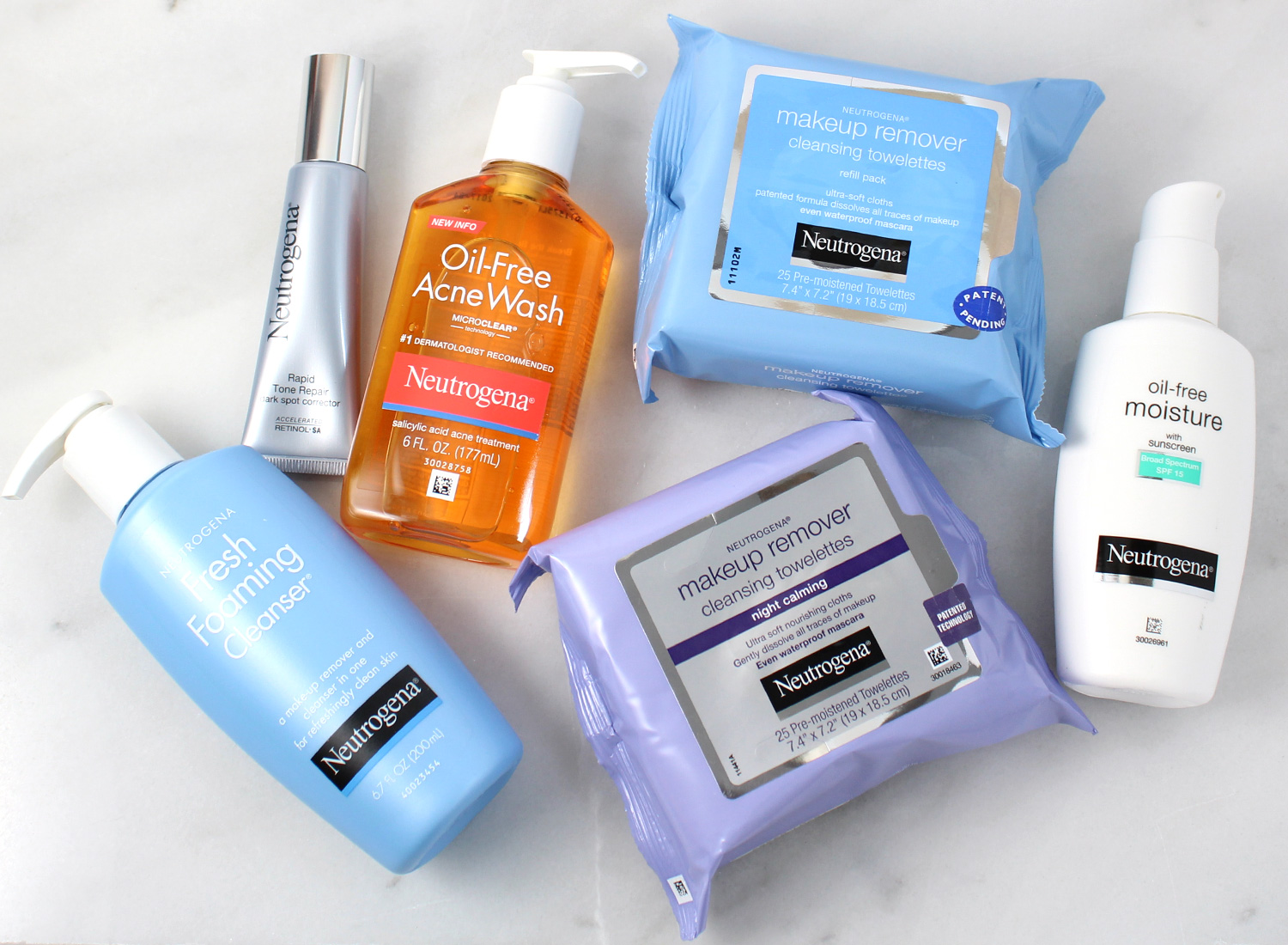 Neutrogena Must Haves