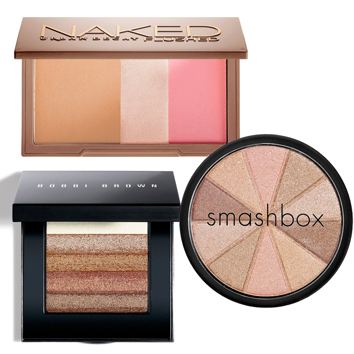 Easy 5 Minute Makeup: Use a Bonzer/Blush Palette to Put on Your Face FAST