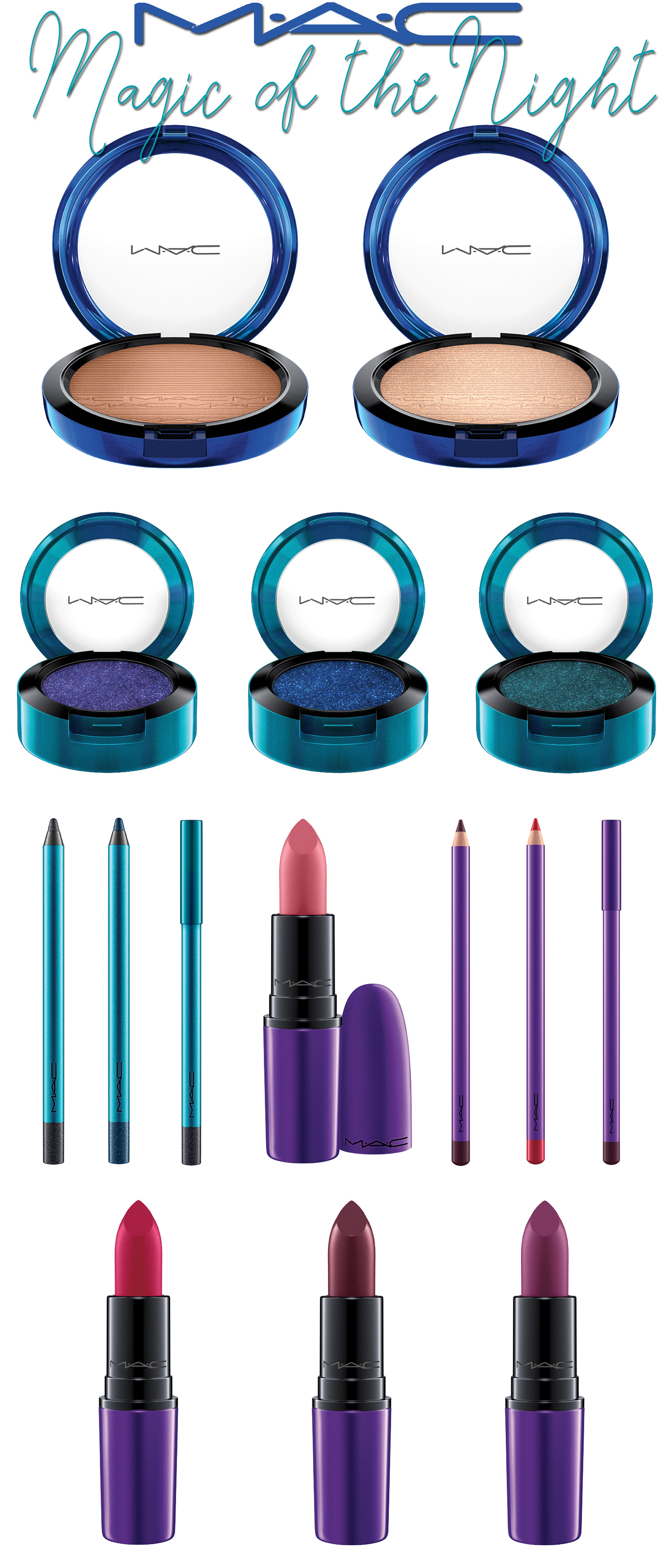 MAC Magic of the Night Holiday Makeup Collection