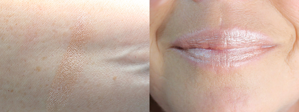 MAC Mariah Carey All I Want Lipstick Swatch