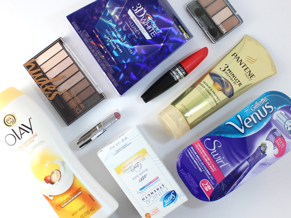 Some of my favorite beauty products from 2015