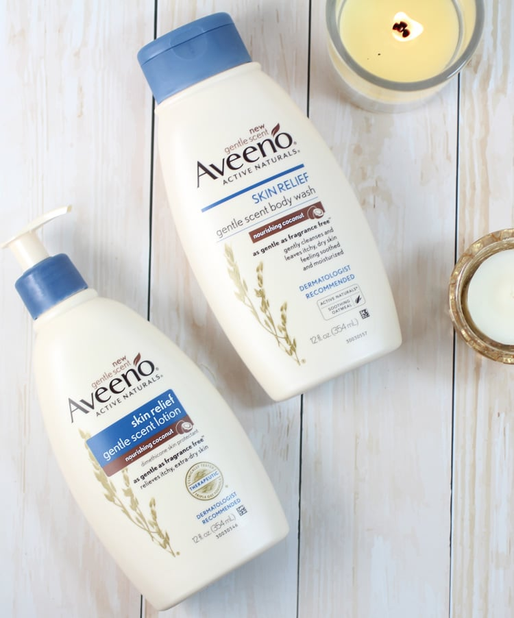 AVEENO Skin Relief Gentle Scent™ Collection