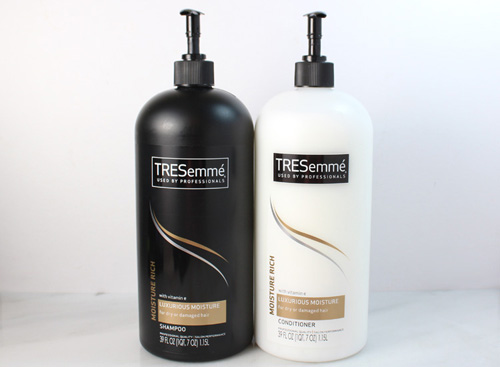 TRESemmé Moisture Rich Shampoo & Conditioner