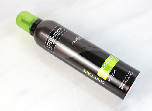 TRESemmé Flawless Curls Extra Hold Mousse