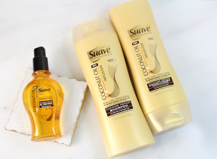 Suave Coconut Oil Infusion Damage Repair Products