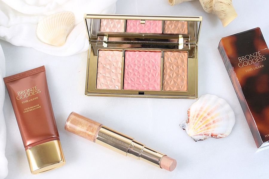 Estée Lauder Bronze Goddess Summer Glow Makeup Collection 2016