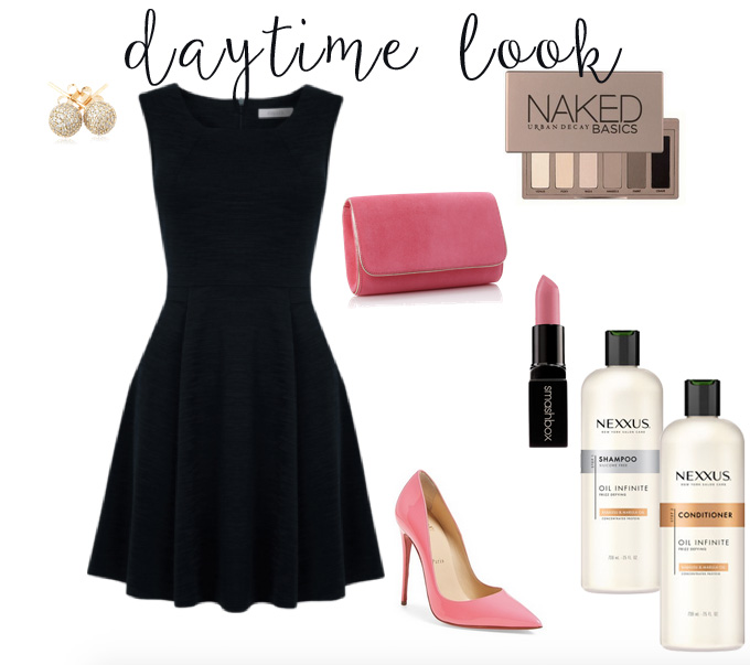 Daytime Look for Spring + Summer Events