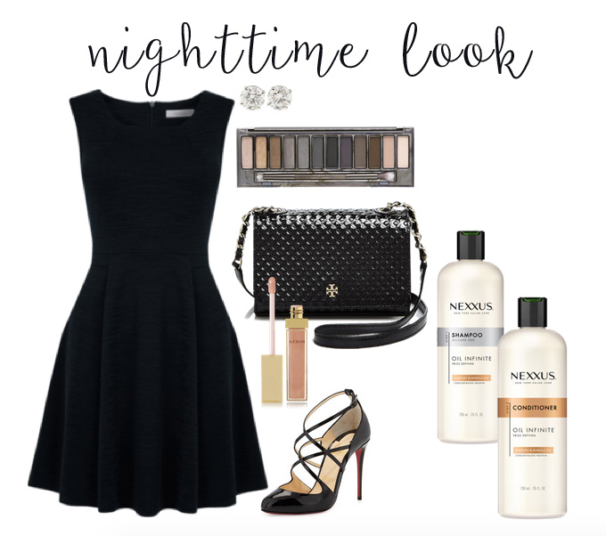 Nighttime Look for Spring + Summer Events