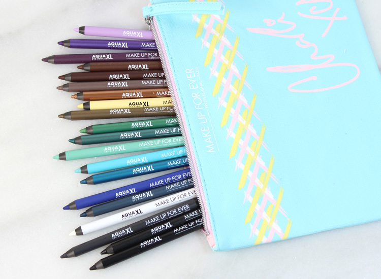 MUFE AQUA XL Eye Pencils