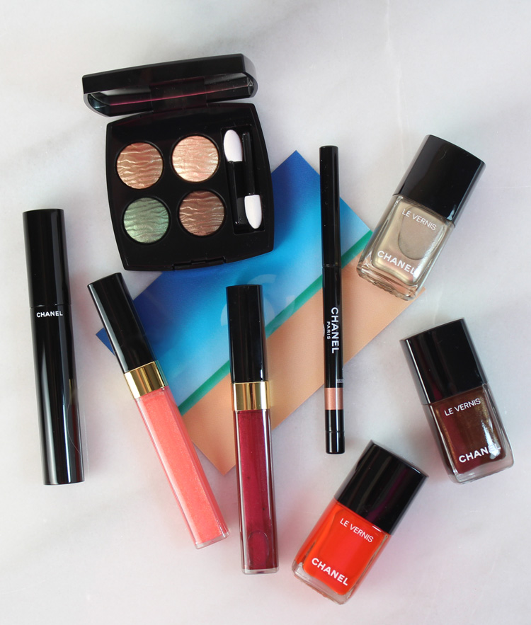 CHANEL Summer 2016 Makeup Collection: Danis La Lumière de L'été