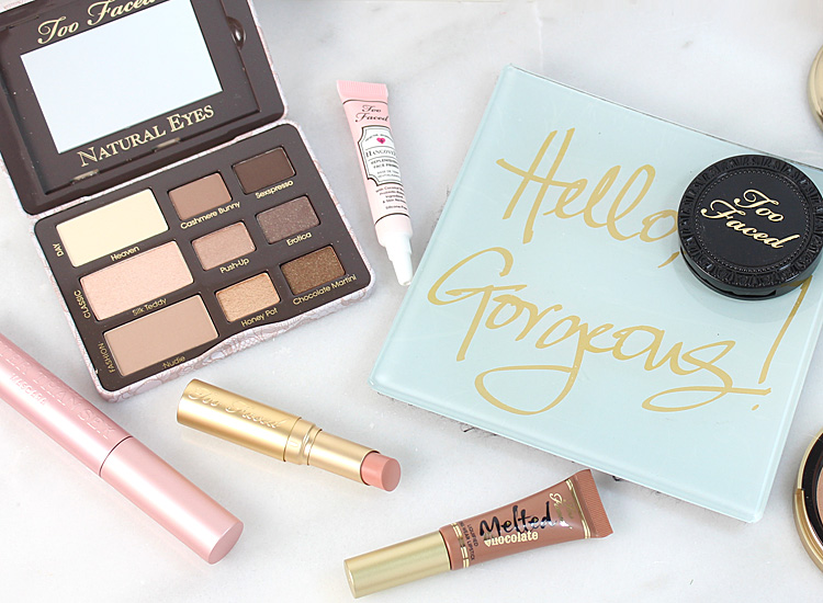 Too Faced Makeup for a Natural Summer Look