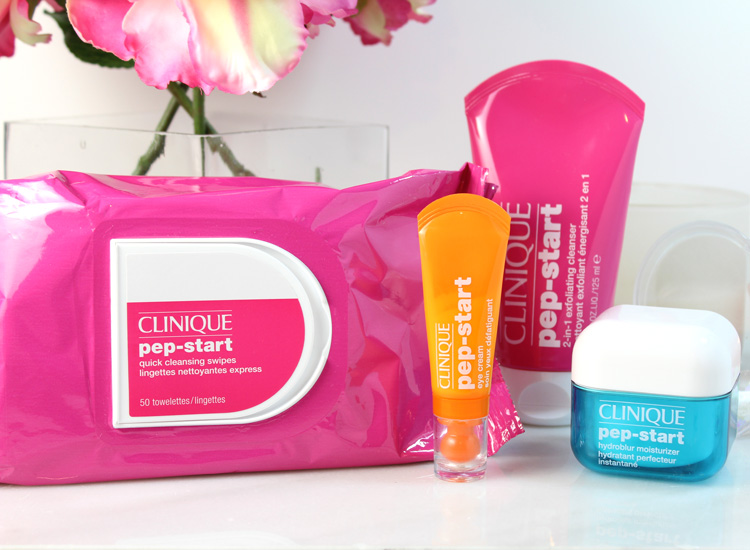 Clinique Pep-Start Skincare Collection