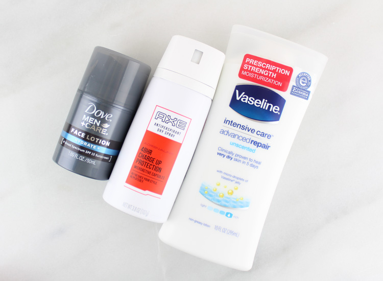 Unilever Grooming Products