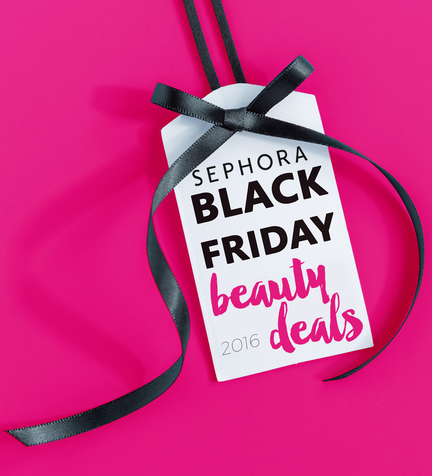 Sephora Black Friday Beauty Deals 2016 - All the $10 Deals + Other Exclusives PLUS Shopping Tips