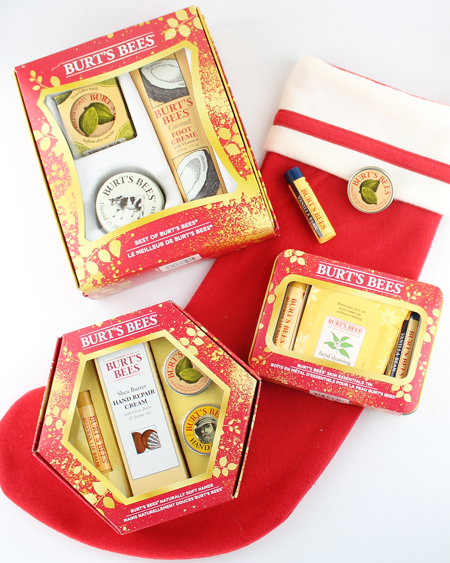 Easy Gift Ideas from Target and Burt's Bees