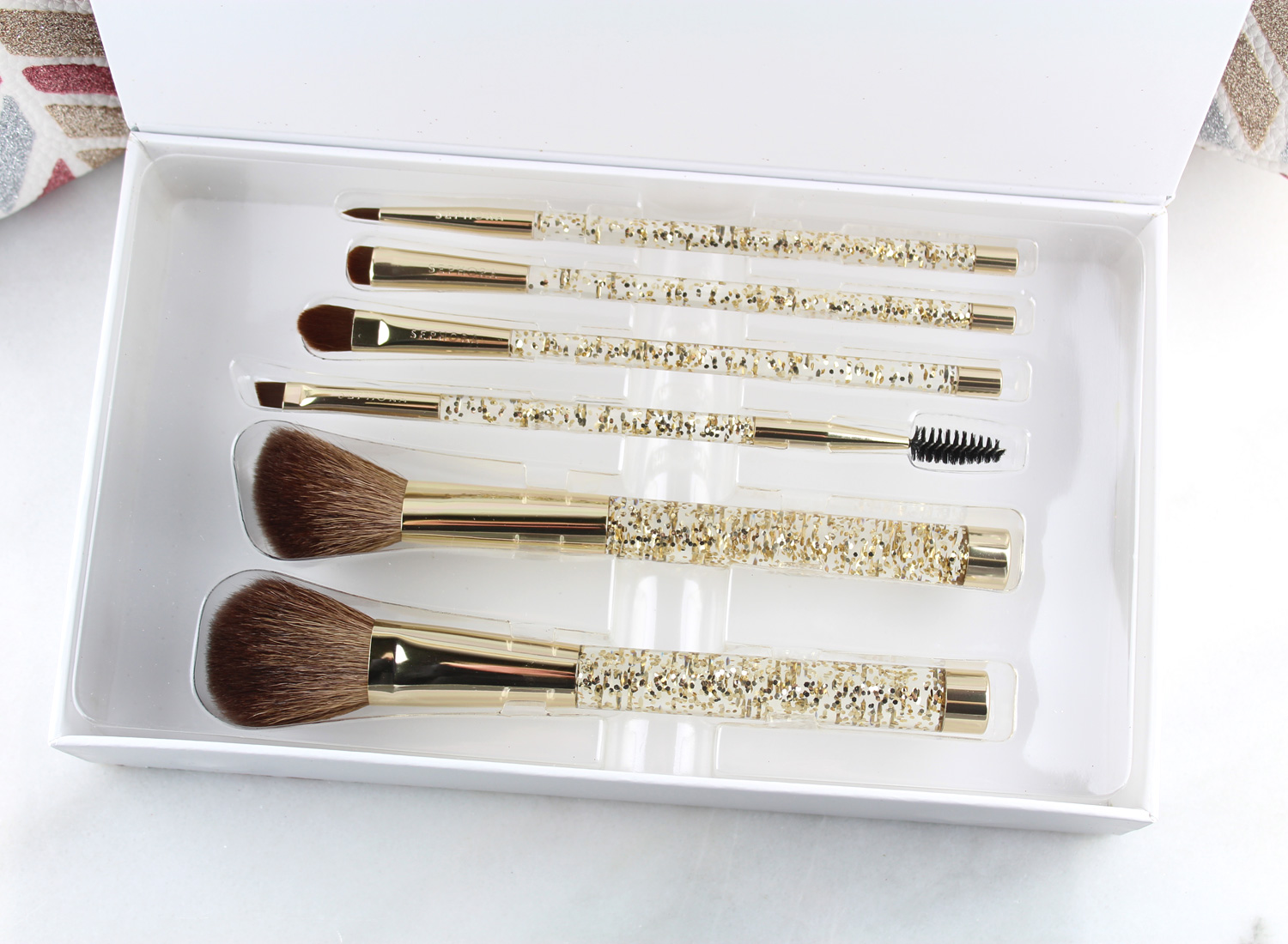 SEPHORA COLLECTION Sparkle & Shine Brush Sets