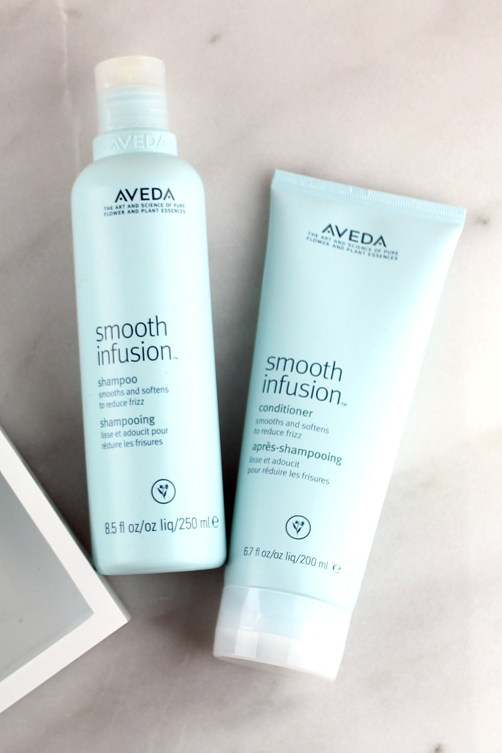 Aveda Smooth Infusion System