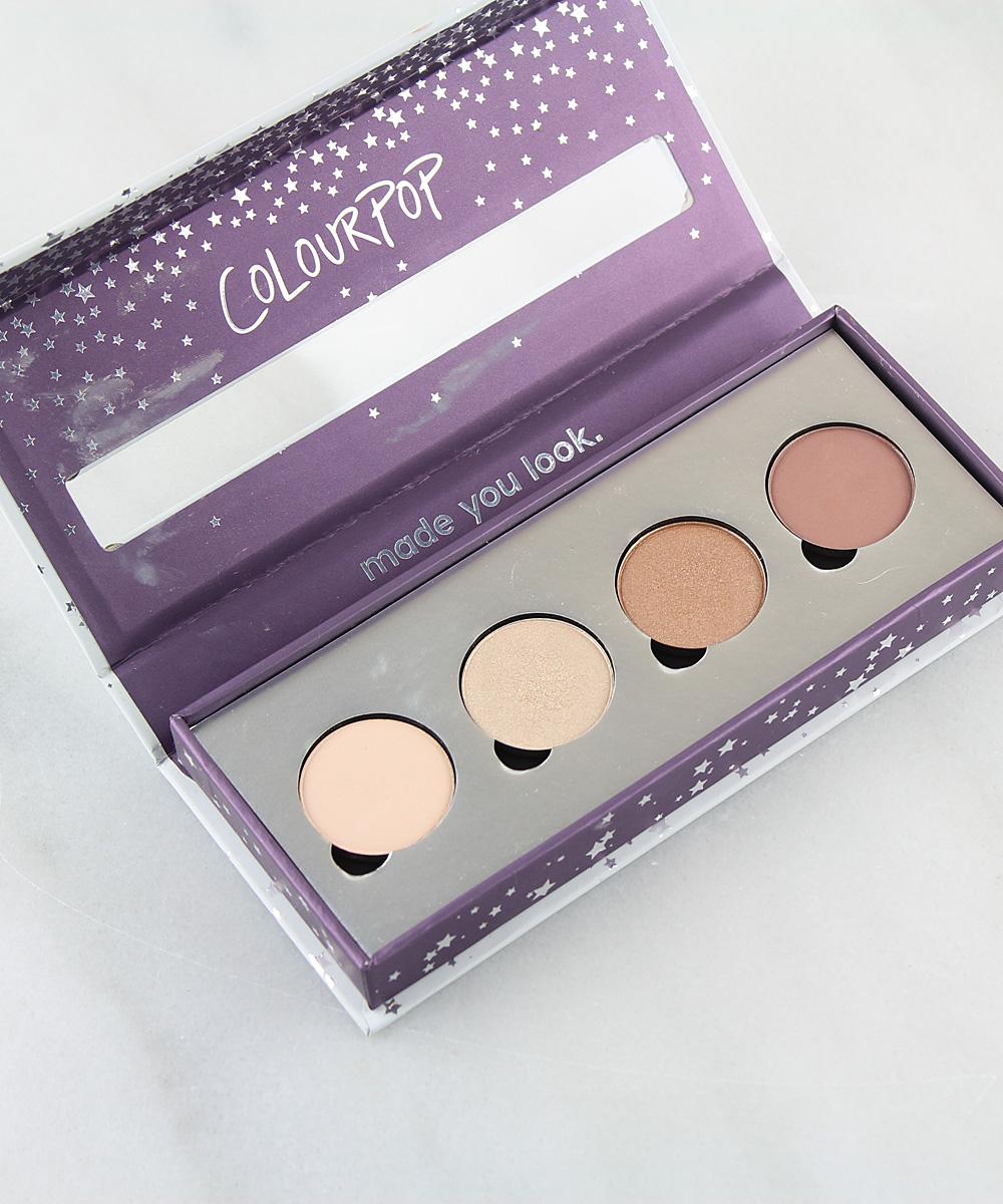 ColourPop Pressed Powder Shadow Palette