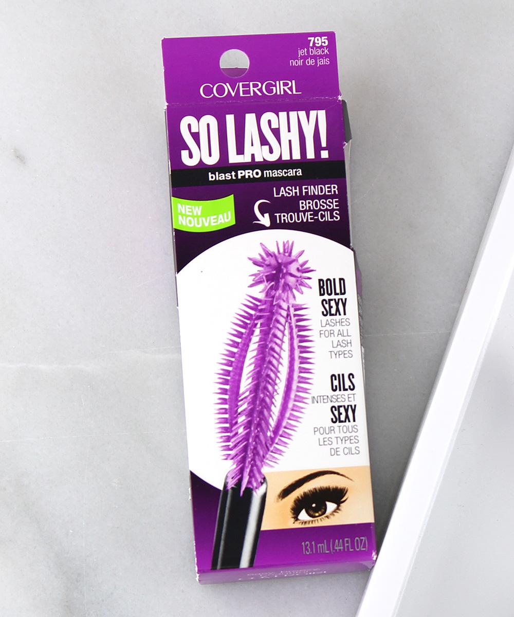 COVERGIRL So Lashy! BlastPRO Mascara Review