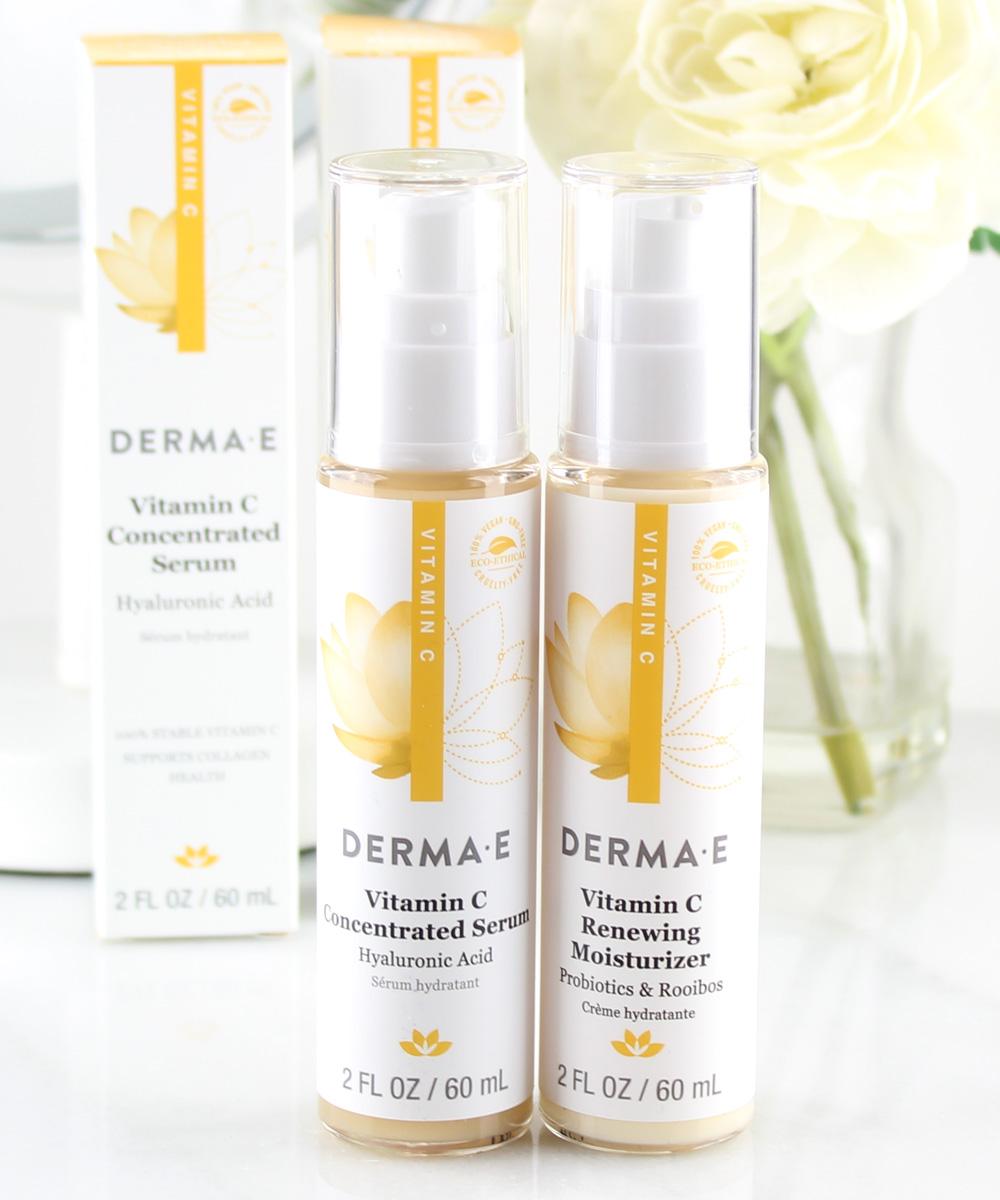 Dermae Vitamin C Serum & Moisturizer