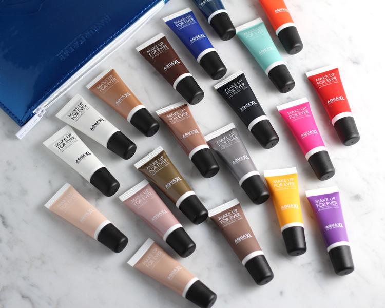 MAKE UP FOR EVER Aqua XL Color Paint Shadow