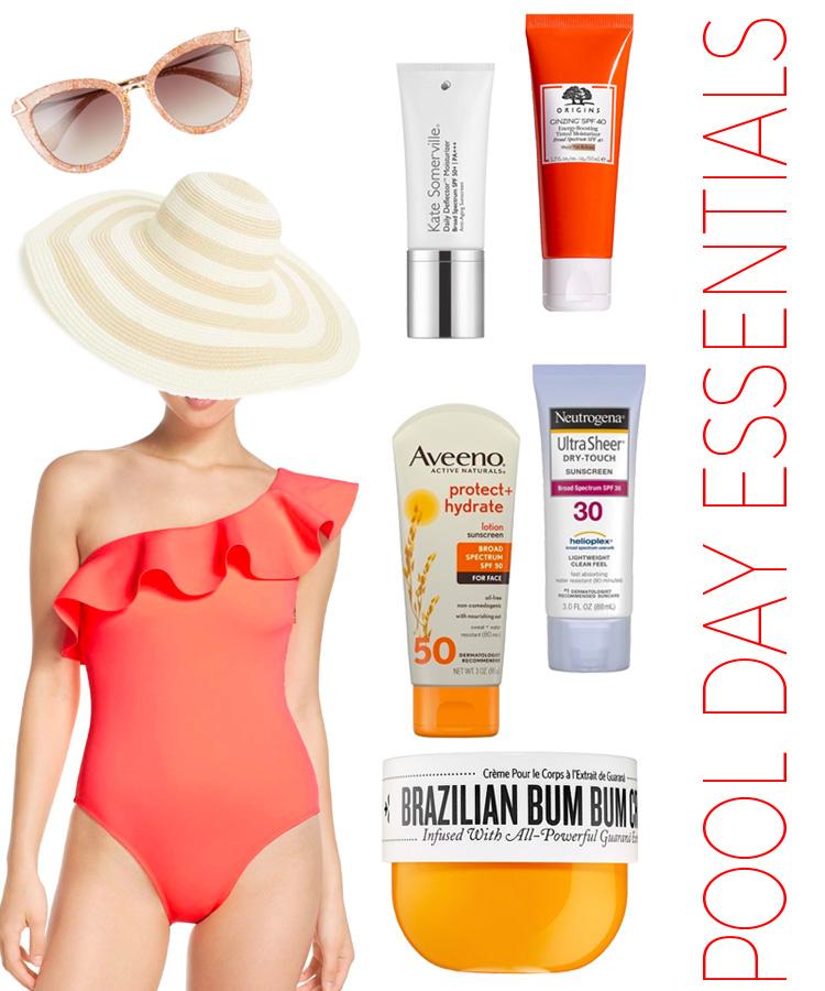Pool Day Essentials