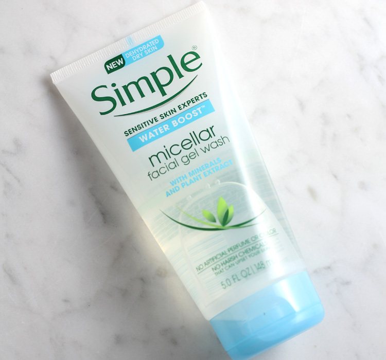 Simple Skincare Water Boost
