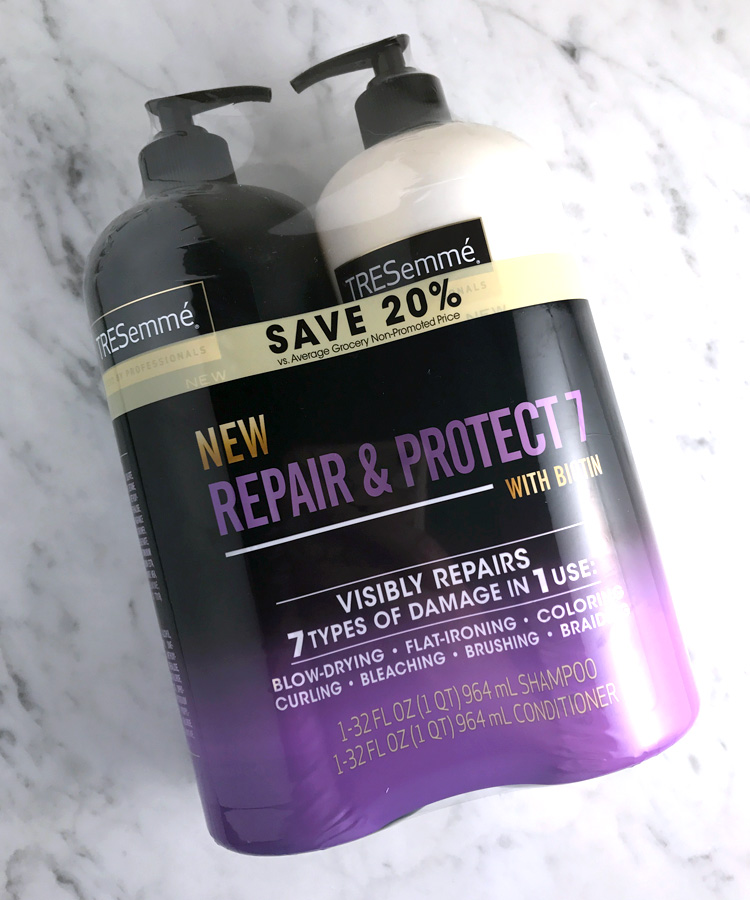 Tresemme Must Haves from Sam's Club