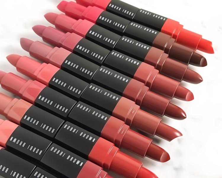 Bobbi Brown Crushed Lip Color Review + Photos