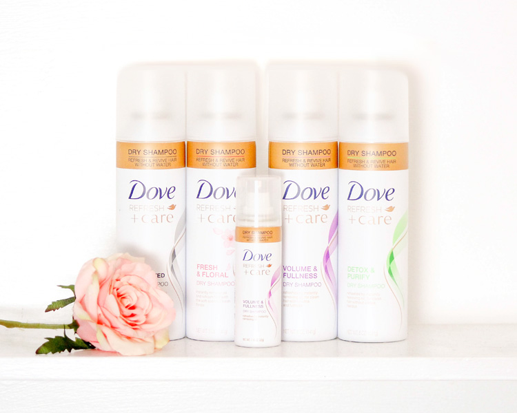 The New Dove Dry Shampoo You Need to Know About!