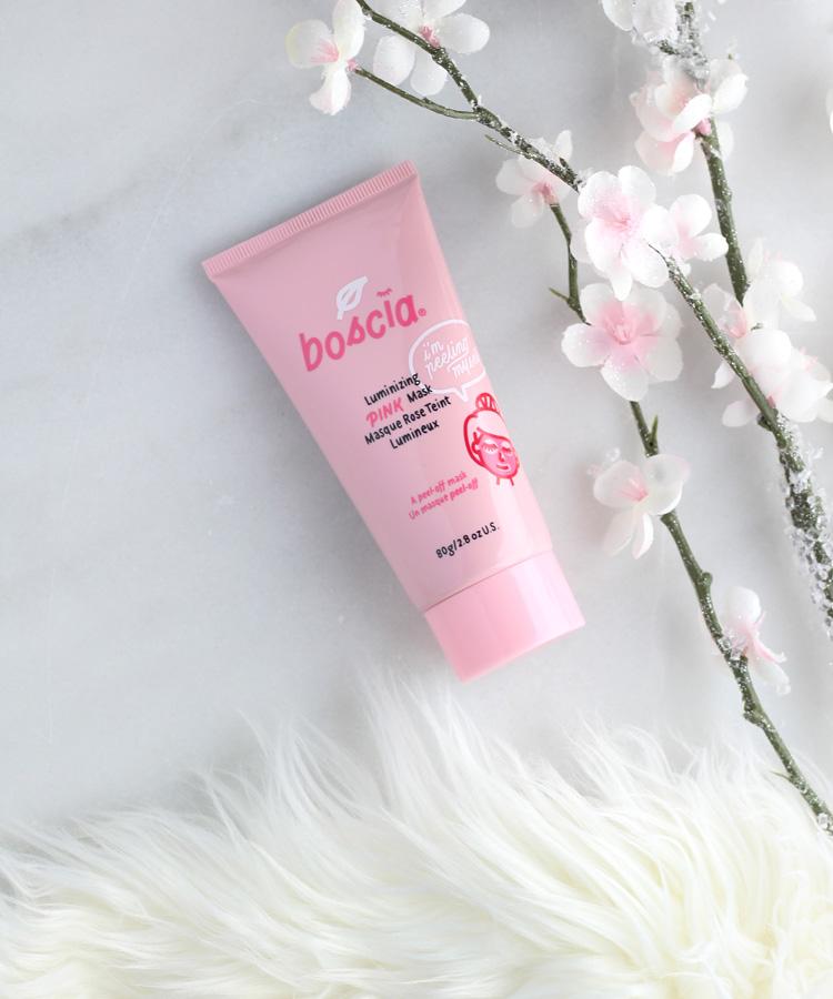 Luminizing Pink Charcoal Mask by boscia #18