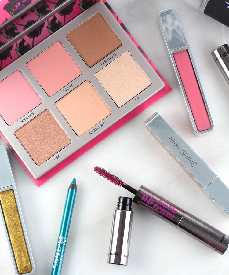 Urban Decay for Spring 2018