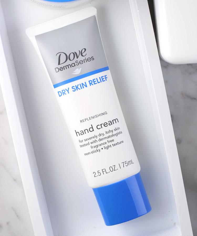 Dove DermaSeries Dry Skin Relief Replenishing Hand Cream