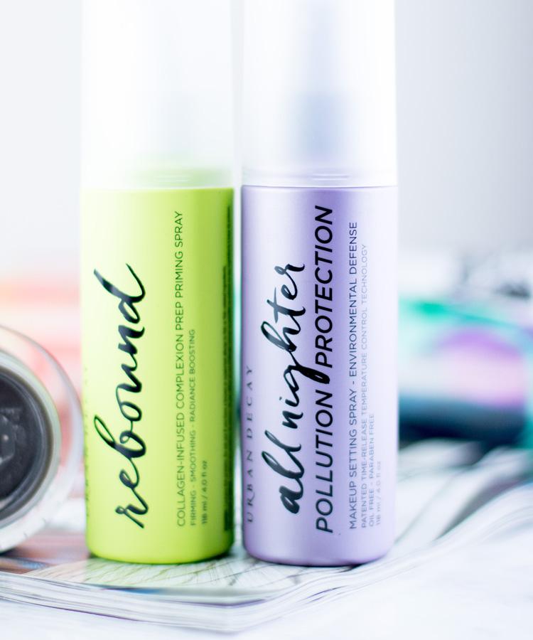 Urban Decay Makeup Setting Sprays