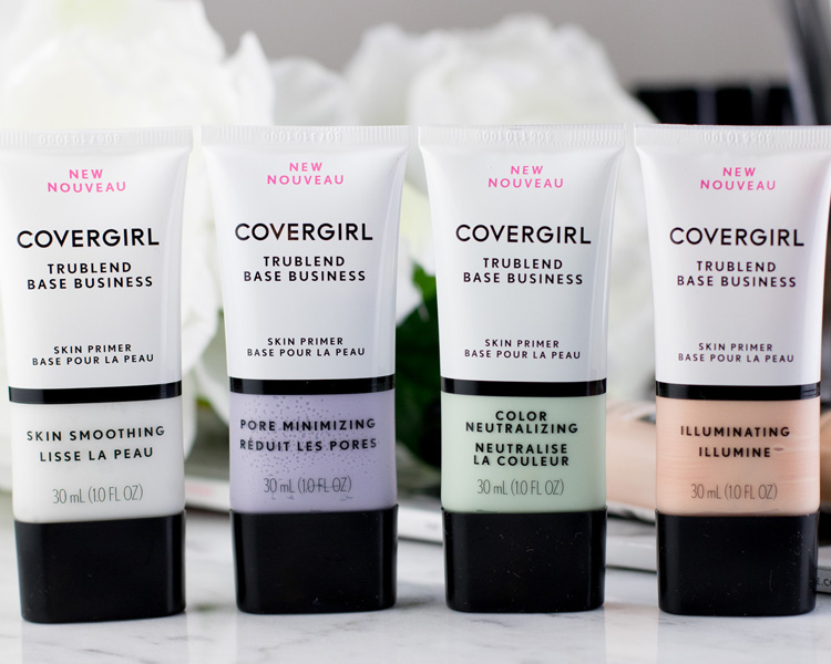 COVERGIRL TruBlend Base Business