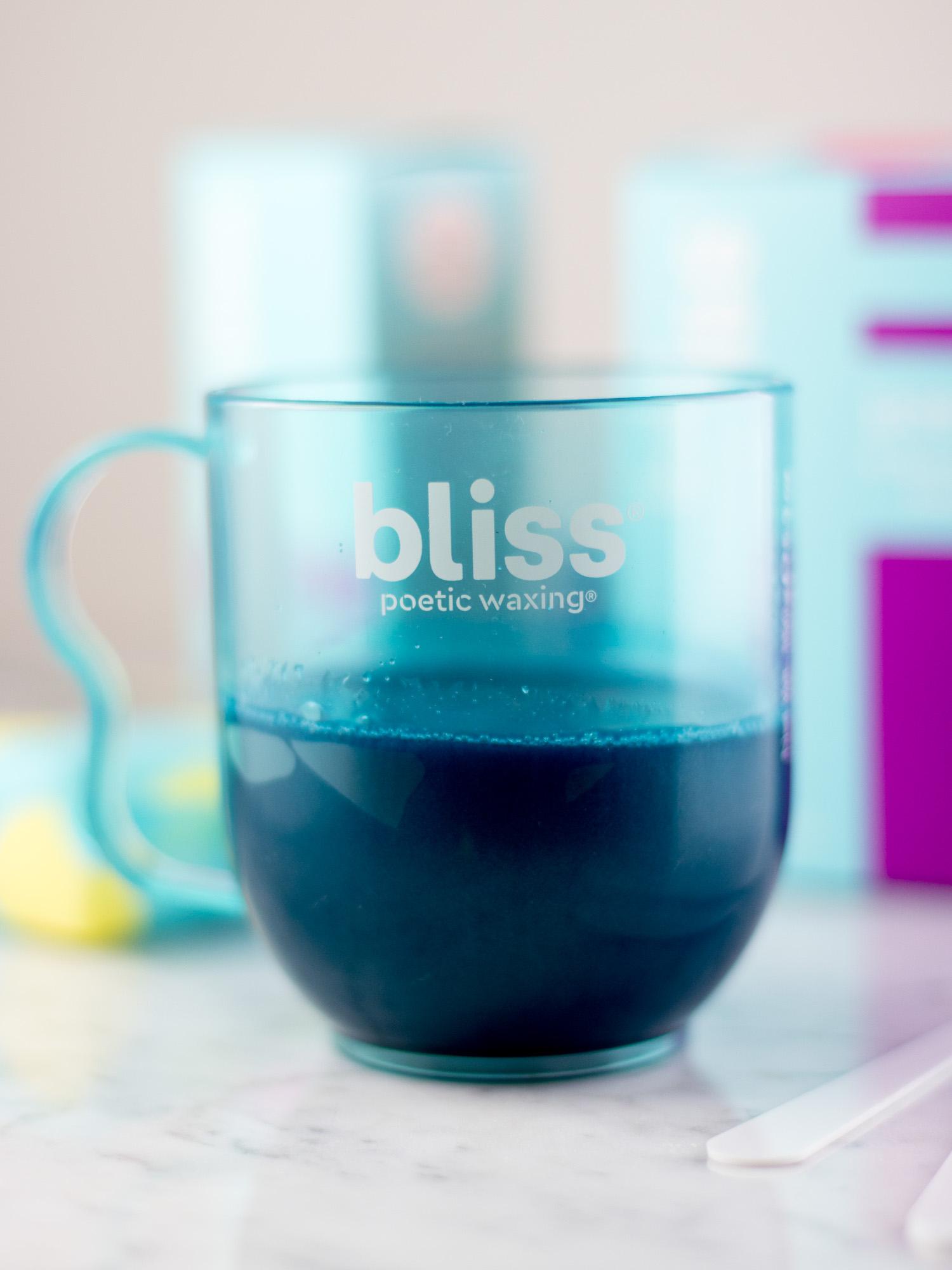 Bliss Poetic Waxing Hair Removal Kit