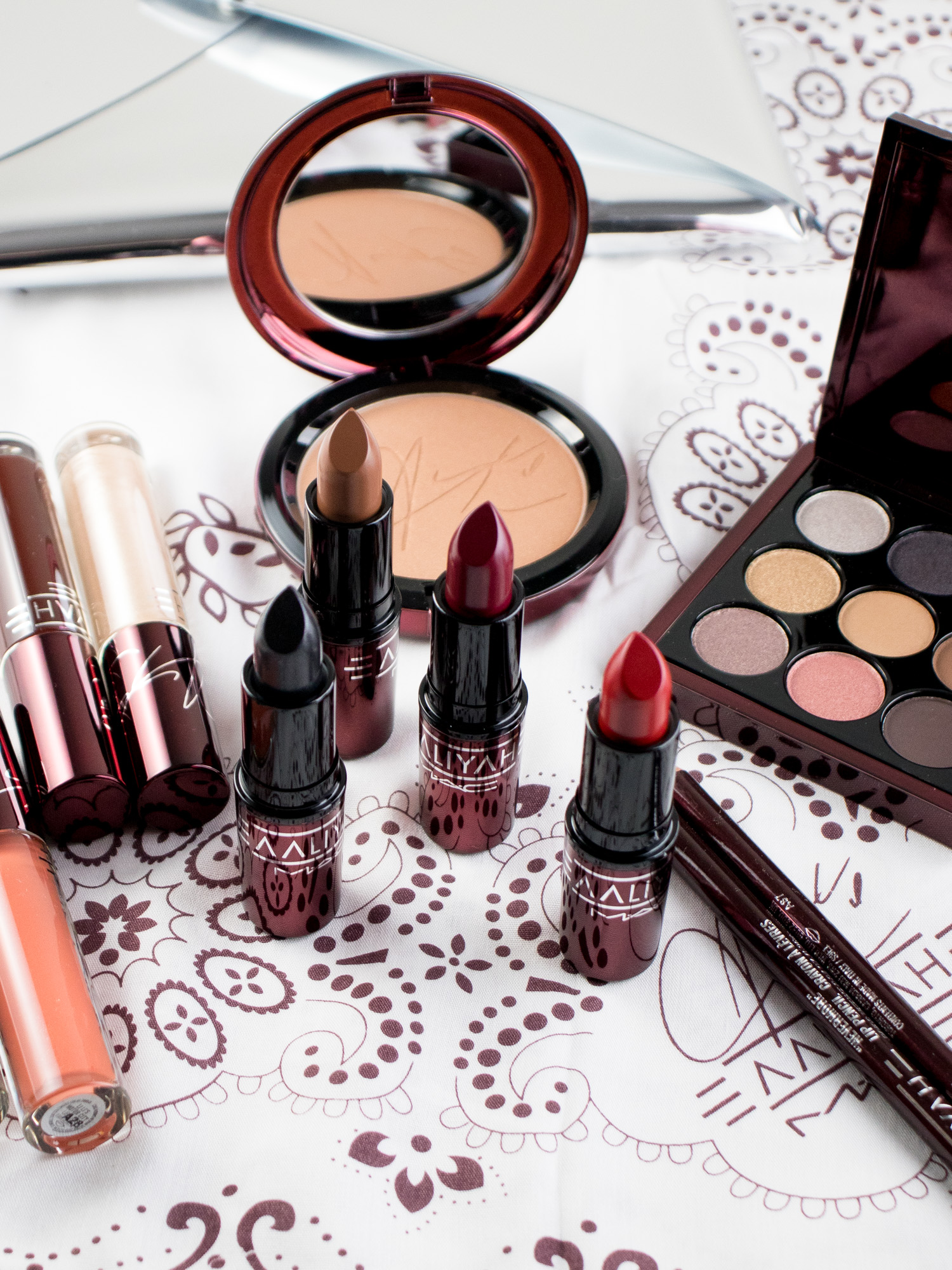 Must Haves from the MAC X Aaliyah Collection