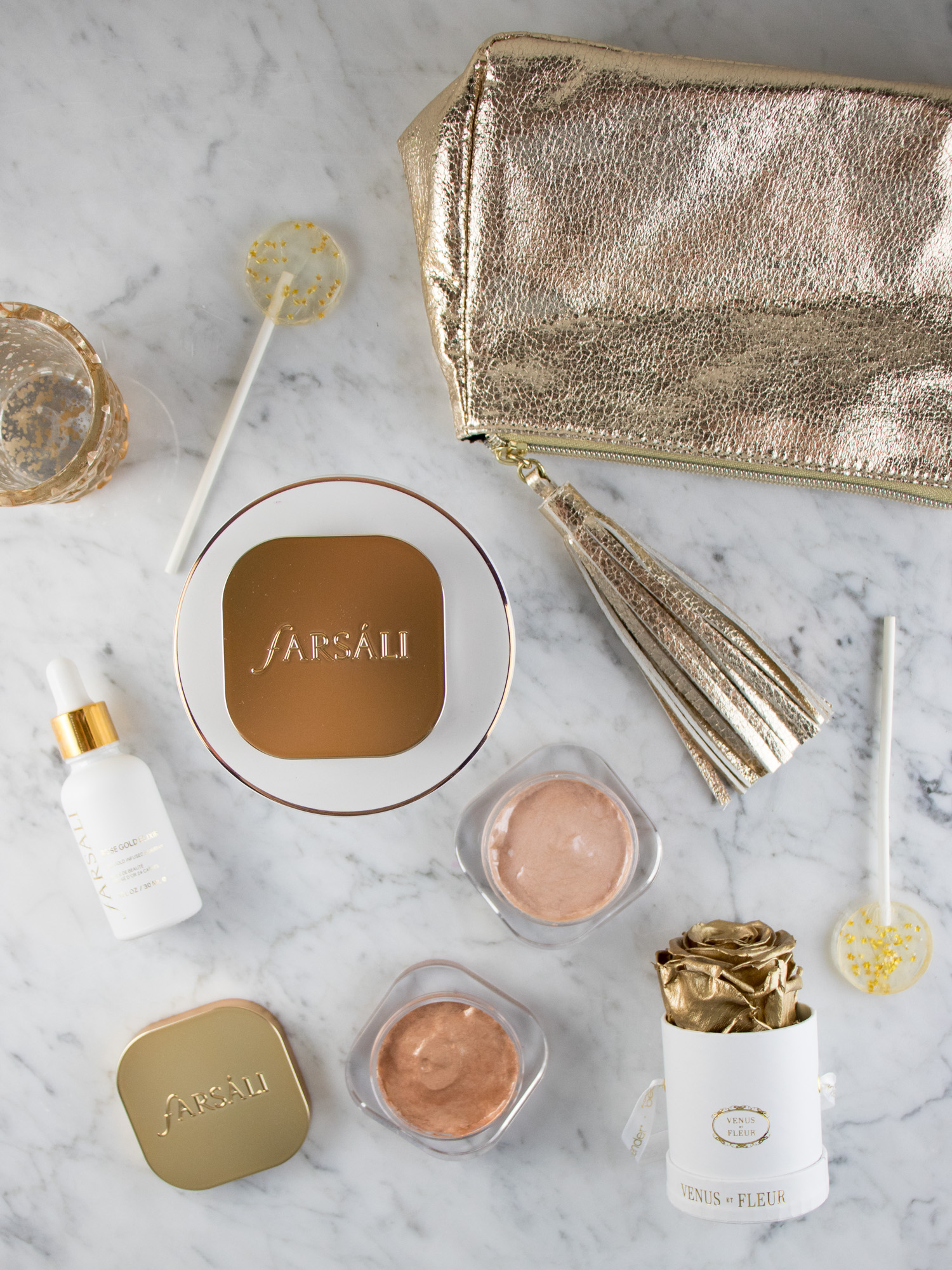 Getting to Know FARSÁLI + Jelly Beam Highlighter